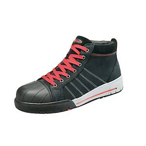 Bata Bickz 733 S3 sneakers high black - size 43 - per pair