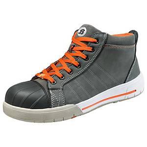 Bata Bickz 731 veiligheidssneakers, hoog, type S3, grijs, maat 42, per paar