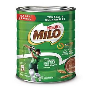 Milo Activ-Go Chocolate Malt Drink Nestle - Tin of 1.5kg