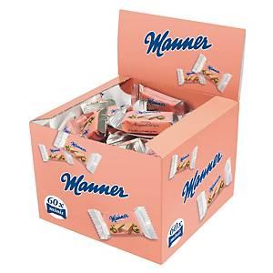 Manner Neapolitaner Minis, 60 Stück à 15 g