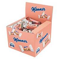 Manner Minis plněné oplatky 60 x 15 g