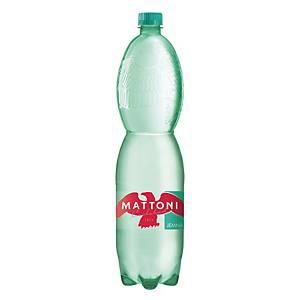 Minerálna voda Mattoni jemne perlivá 1,5 l, 6 ks