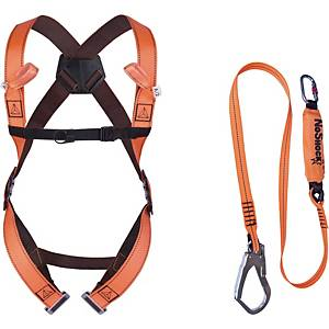 DeltaPlus Elara190 Fall protection kit with energy absorber
