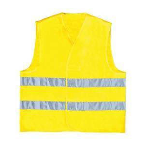 Deltaplus GILP2 Hi-Viz Yellow Jacket Size Large