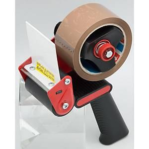 Seladora manual Tesapack para fitas de embalagem até 75 mm