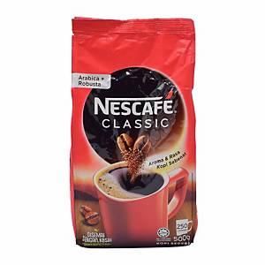 Nescafe Classic Coffee Refill - 500g