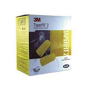 3M Taper Fit 일회용 귀마개 대용량 200개입