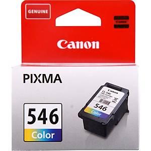 Canon inkoustová kazeta CL-546 (8289B001), 3-barevná C/M/Ž