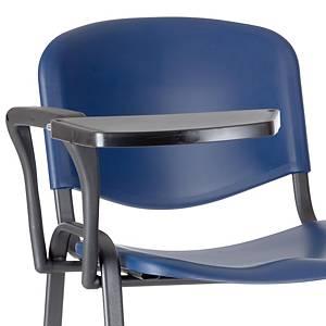 Bracciolo con tavolino Seditaly per sedia conferenza