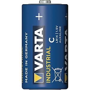 Batterie Varta 4014211111, Baby, LR14/C, 1,5 Volt, 7800mAh, Alkaline, 20 Stück