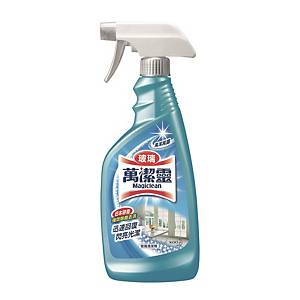 Magiclean Glass Cleaner Trigger 500ml