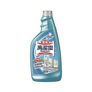 萬潔靈 玻璃清潔劑補充裝 500毫升