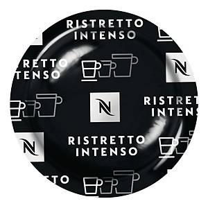 Kapsułki NESPRESSO RISTRETTO INTENSO, 50 szt. (box)