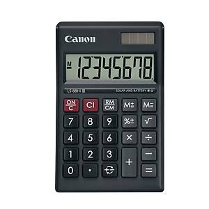 CANON LS-88HI BLACK DESKTOP CALCULATOR 8 DIGIT