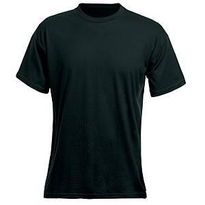 T-shirt Kansas Acode Heavy, sort, str. L
