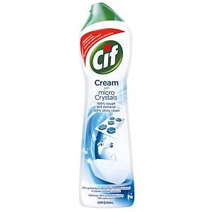 Tekutý čistiaci piesok Cif Cream Original 500ml