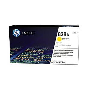 HP 828A (CF364A) drumkit, geel