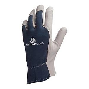 Rękawice skórzane DELTA PLUS CT402, rozmiar 11, para
