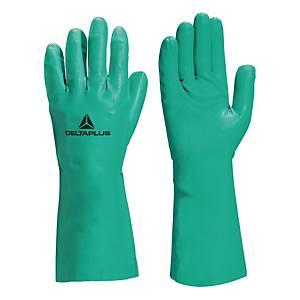 Guanti protezione chimica Deltaplus Nitrex VE802 tg 7/8