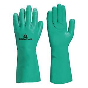 Guanti protezione chimica Deltaplus Nitrex VE802 tg 8/9