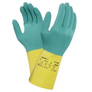 /Guanti protezione chimica Ansell Alphatec® 87-900 tg 9 - conf. 144 paia