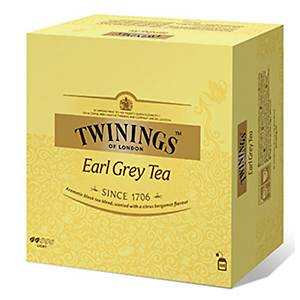 BX100 TWININGS TEA BAGS EARL GREY