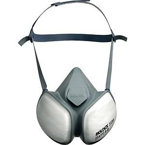 Atemschutzmaske Moldex CompactMask 5120, Typ: FFA1P2RD, mit Ventil