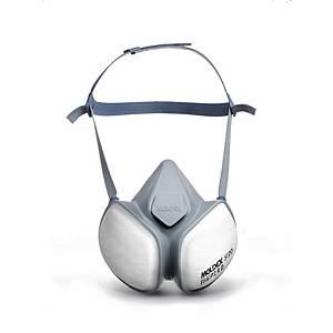 Masque jetable pour moitié de visage Moldex CompactMask 5120, FFA1 P2 R D