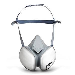 Semimaschera a filtri integrati Moldex Compactmask FFA2P3