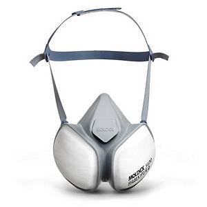 Masque jetable pour moitié de visage Moldex CompactMask 5430, FFA1B1E1K1P3 R D