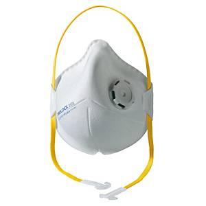 Respiratore pieghevole Moldex 2575 Smart Pocket FFP3 con valvola - conf. 10