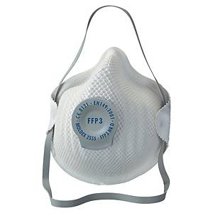Moldex 2555 FFP3 Respirator Mask With Valve - Pack Of 20