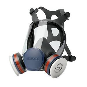 Maschera pienofacciale Moldex 9002 Easylock tg M - solo 360 gr di peso