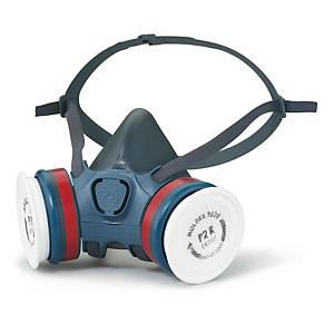 Meia máscara reutilizável Moldex série 7000 - tamanho M