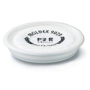 Moldex Easylock 9020 stoffilter, P2 R, pak van 20