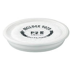 Filtri per maschera pienofacciale Moldex RD 9020 serie 9000 P2 - conf. 20