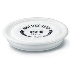 Filtre à poussière Moldex Easylock 9020, P2 R, le paquet de 20
