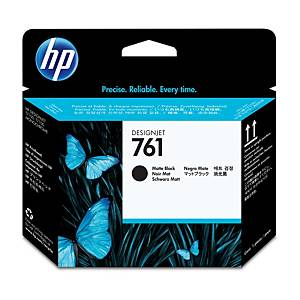 Tête d impression HP 761 - CH648A - noir mat