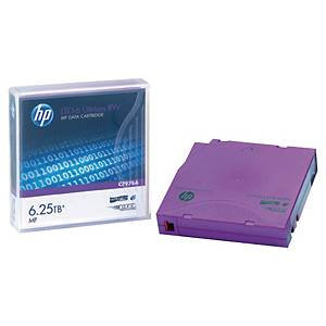 HP C7976A LTO6 ULTRIUM DATA CART 6.25 TB