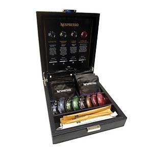 Nespresso In Room Black Capsule Presentation Box