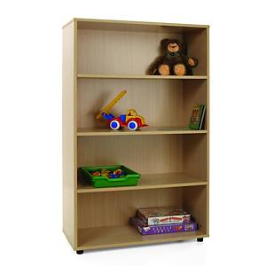 SHELVING STORAGE 3 HORIZ COMPARTMENTS