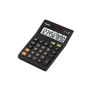 Casio MS-10B Desk Calculator - Tax & Currency - 10 Digit
