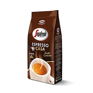 Zrnková káva Segafredo Espresso Casa, 500 g