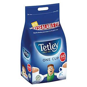 Tetley Tea Bags - Pack of 440