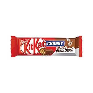 Kit Kat Chunky oblátková tyčinka, 40 g