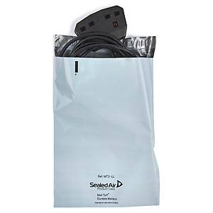 MailTuff Opaque Mailer Bags MT3 250 X 350mm  - Box of 100