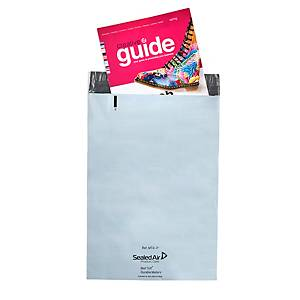 MailTuff Opaque Mailer Bags MT4 295 X 415mm  - Box of 100