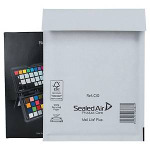Pochette bulles renforcée Sealed Air Mail Lite Plus - 150 x 210 mm - par 100