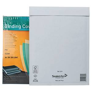 MAIL LITE PLUS POSTAL BAGS 240 X 330MM (9 1/2 X 13INCH) - BOX OF 50
