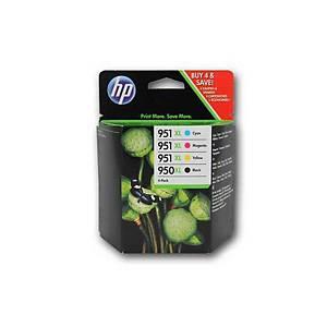 Cartouche d encre HP No.950/951 C2P43AE, multipack, paq. 4unités